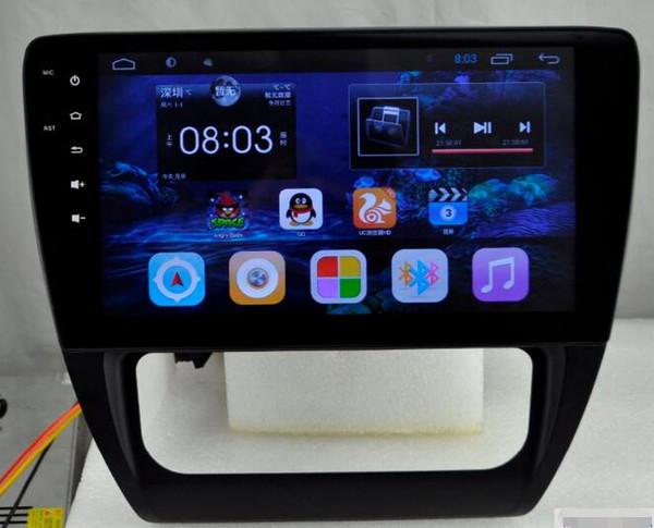 10.2inch Android 6.0 Car Dvd Gps Navi Audio for VW SAGITAR 2013--- 1024*600 OBD 1GB Wifi 3G support Original Steering wheel