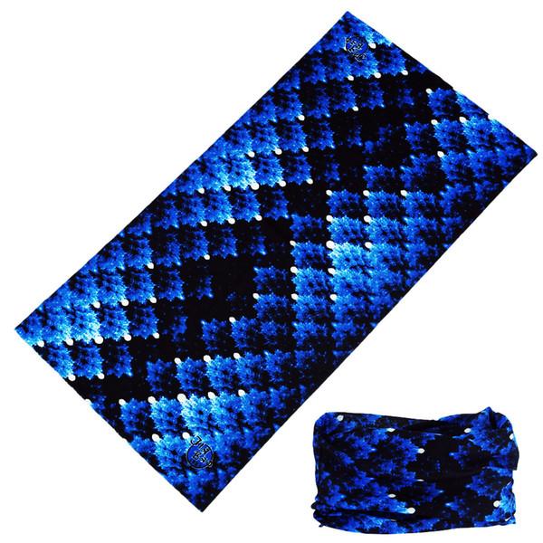 Wholesale- 381-400 Beanie Snood Headwear Kerchief Turban Neck Bandana Headscarf Scarf Tube Mask Cap Muffler Anti-UV bandana Scarves