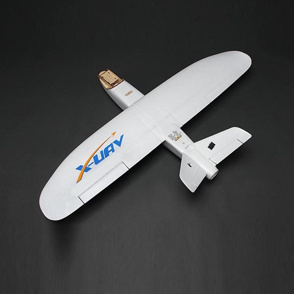 X-uav Mini Talon EPO 1300mm Wingspan V-tail FPV RC Model Radio Remote Control Airplane Aircraft Kit