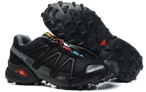 2019 New Zapatillas Speedcross 3 Casual shoes Men Walking Ourdoor Speed cross shoes Hiking Shoes Size US7-11.5