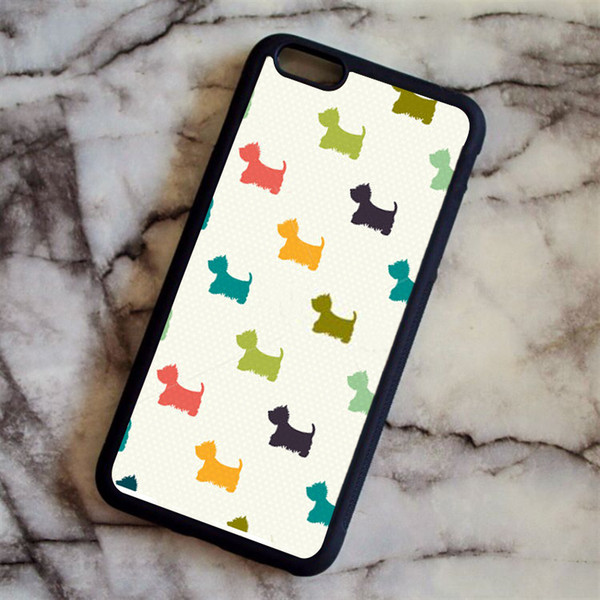 Westie Highland Terriers 09 Phone Cases For iPhone 6 6S Plus 7 7 Plus 5 5S 5C SE 4S Back Cover