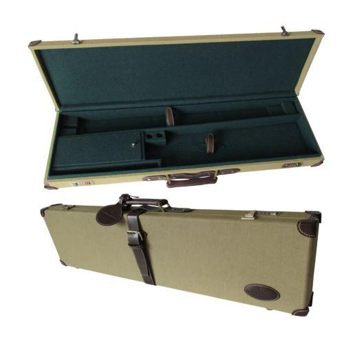Tourbon Gun Case Shotgun Box Safe Storage Locker Carry Tactical Rifle Hard Duty