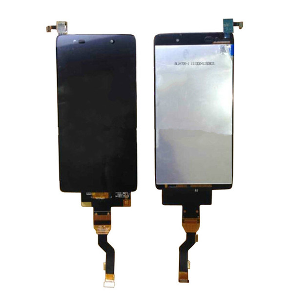 Wholesale-4.7 inch For Alcatel One Touch Idol 3 6039 6039A 6039K 6039Y LCD Display Digitizer Touch Screen Assemblely Black
