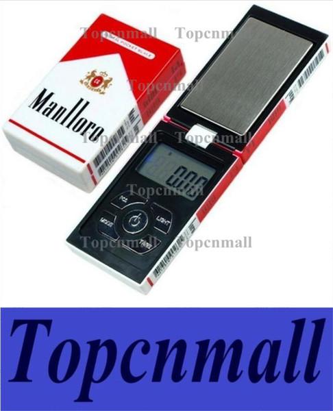 NUEVO (con o sin baterías) 100 g x 0,01 g Balanza de bolsillo digital Balanzas de peso con peso Balanzas de caja