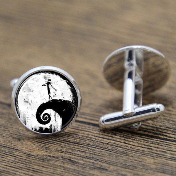 cufflink silver