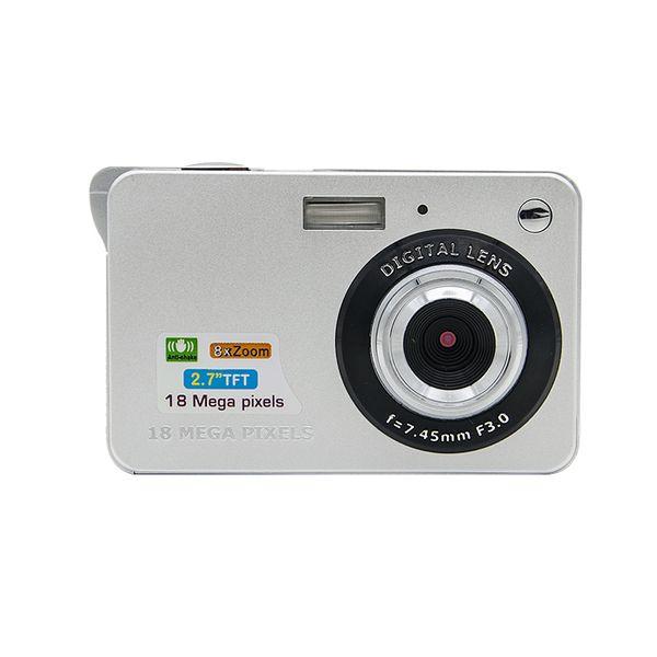 2018 the NEW & HOT video digital camera 8XZOOM 2.7inch TFT srcreen 18 Mega pixels Cheape and good quality free shipping