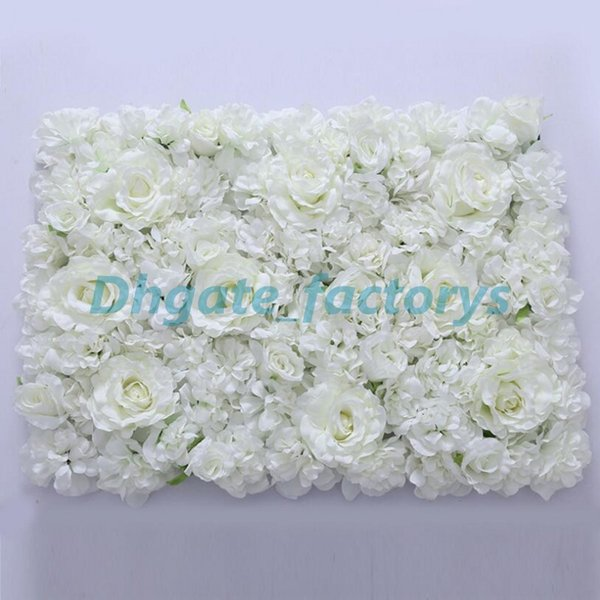Free Shipping 10pcs/lot Artificial silk rose flower wall wedding background lawn/pillar flower road lead home market decoration