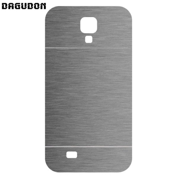 S4 Mini Luxury Case For Samsung Galaxy S4 Mini Cover Brushed Aluminum Metal PC Mobile Phone Cases
