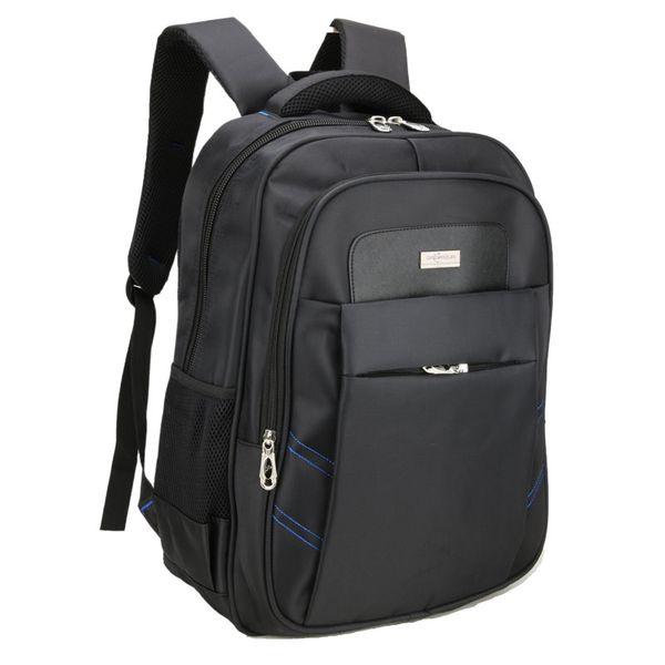 Laptop-tasche Rucksack Männer Große Kapazität Nylon Kompakte männer Rucksäcke Unisex Frauen Bagpack schultaschen ZDD5253