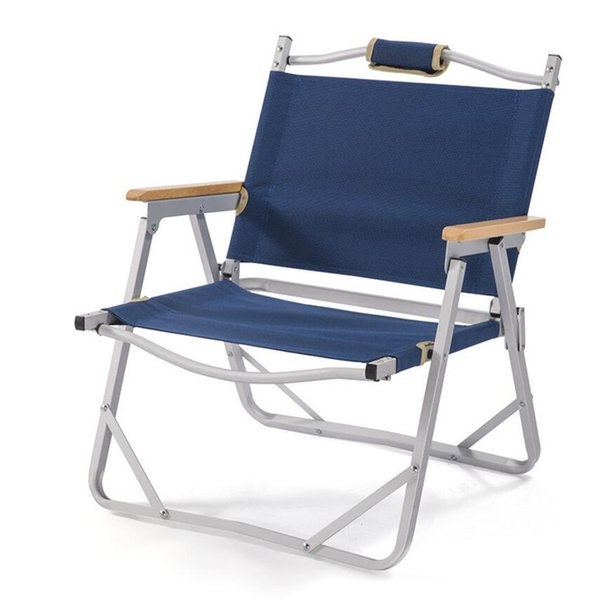Wholesale SUFEILE Outdoor Aluminum Folding Beach Chair Aluminum Fishing  Chair Portable Folding Beach Chair Outdoor Camping D5 Patio Furniture Sets  ...