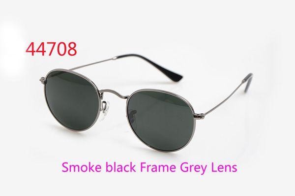 Smoke Black Frame Grey Lens