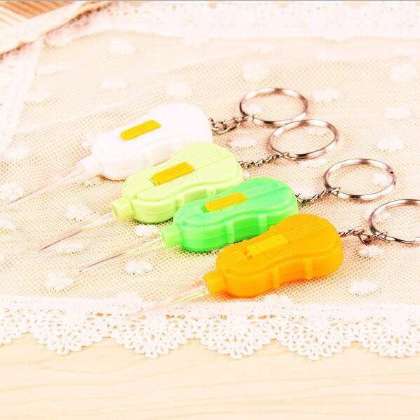 Violin led Ershao light earpick earpick with key ring led Ershao special offer