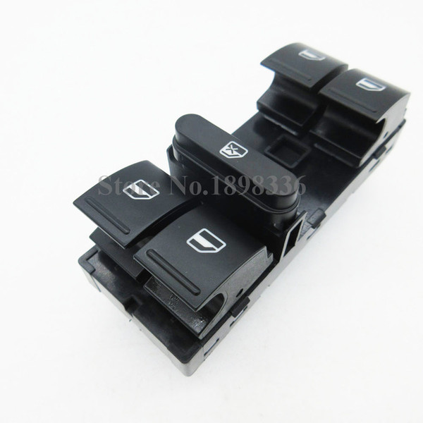 Awesome 2019 Electric Power Master Window Switch Button For Seat Vw Jetta Golf Mk5 Mk6 Gti Rabbit Passat B6 3C Tiguan 5Nd 959 857 1K4959857B From Carfansauto Gmtry Best Dining Table And Chair Ideas Images Gmtryco