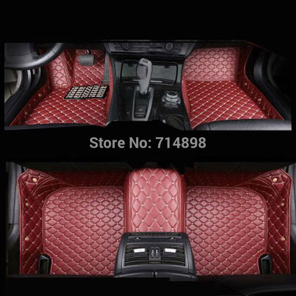 Carnong coche alfombra estera de cuero personalizado para X6 rueda izquierda del año 2015-2017 las mejores fotos enviadas para nuestro confirmar