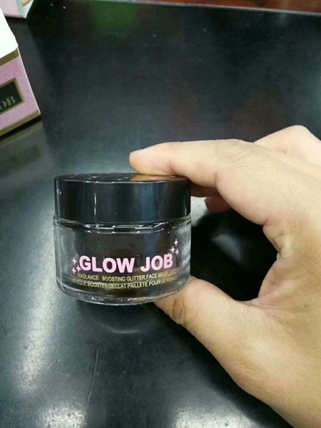 Tear away masks & Peels Cosmetics Glitter Face Mask Give Yourself a Glow Job Bling bling mask 6 colors available DHL Free