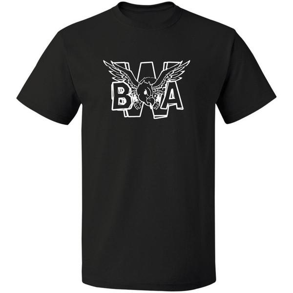 Хлеб победителей Ассоциация логотип футболка Бесплатная доставка 100% хлопок S-3XL мужчины футболка 2018 Лето 100% хлопок