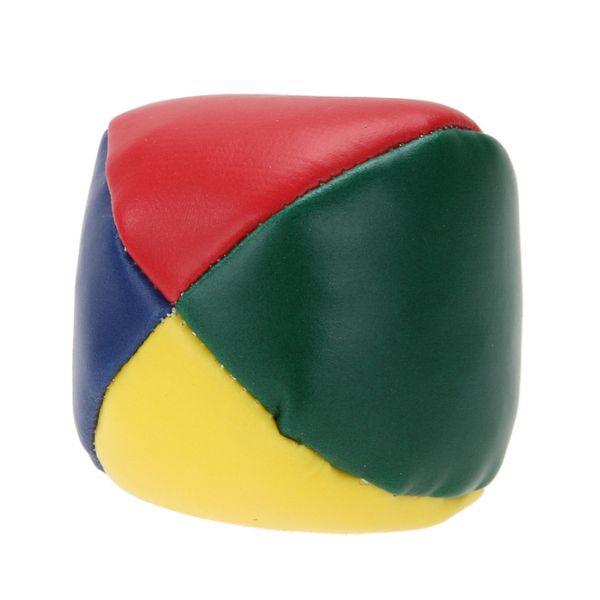1pcs Juggling Balls Clown Juggler Performance Tool Magic Show Ball Small Soft Ball Baby Toys Parent-child Kids Toys