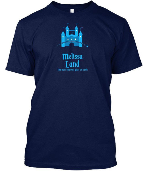 Melissa Land And The Magic Castle! Hanes Tagless Tee T-Shirt