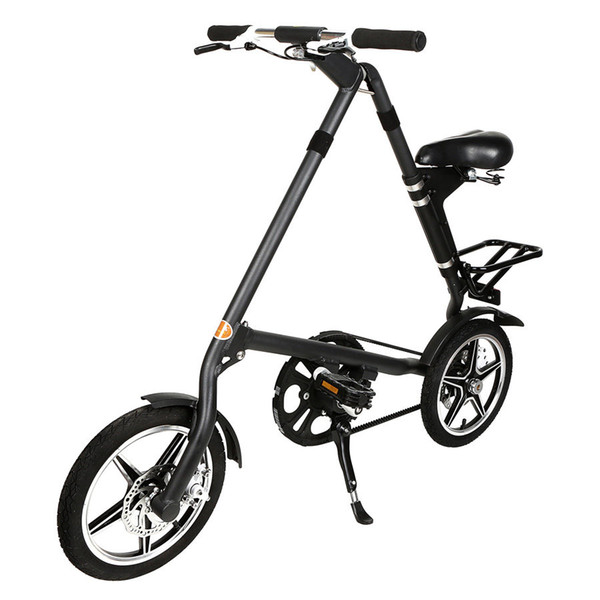 Folding Bike MINI Bicycle 16inch Wheel Smallest Aluminum Alloy Frame Peerless mini 16 inch folding cycling