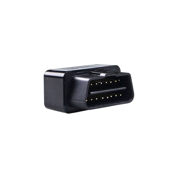 Plug & Play OBD Car GPS Tracker Mini Vehicle Locator Support Google Map, Voice Monitoring,Multiple Alarms,Compact Size