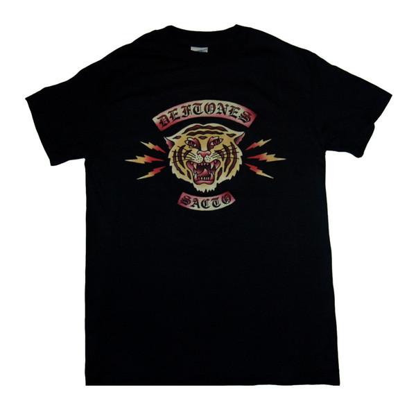 Deftones Sacto Tiger T Shirt S-M-Xxl Brand New Official T Shirt T-Shirt For Men S-3XL White Short Sleeve Custom Plus Size Family Tshirt