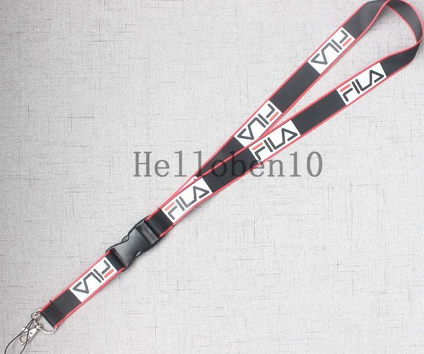 Lanyards Phone Rope Neck Strip Cartoon Key Phone Case Breast Plate ID Card USB Badge Rotary Lariat Lanyard Rope