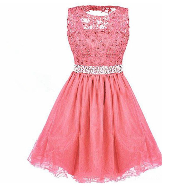 New Formal Prom Gown Dress Short Homecoming Dresses Backless Prom Zipper Back Design Dresses Gowns Special Occasion Dresses Free Shipping