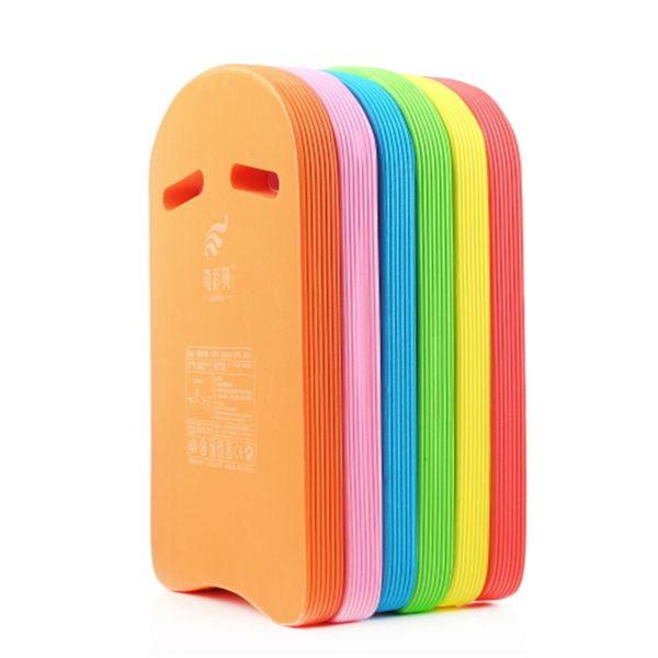 U-type swimming aids Swimming Swim Kickboard Kids Adults Safe Pool Training Aid Float Board Foam Tool New