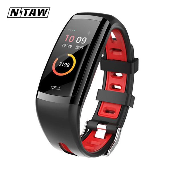 CD09 Smart-Armband Herzfrequenzmesser Fitness Tracker GPS-Tracking-Armband IP67 wasserdicht Sport Smartband für Android