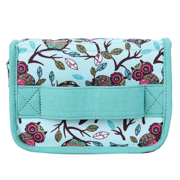 Essential Oil Bag Carrying Case Holder 20 Bottles Cosmetics Storage Bag