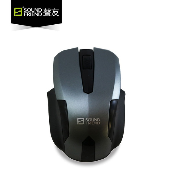 Foreign trade wholesale 2.4G wireless mouse desktop office computer supplies accessories optical mouse factory direct sales