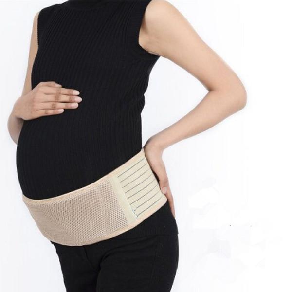 Atmungsaktive Schwangere Pränatale Unterstützung Gürtel Taille Trainer Body Shaper Slimmerbelt Modellierung Strap Shapewear Underbust Bauch Unterstützung