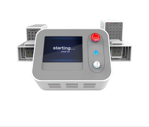 새로운 도착 !!! 336 램프 12 패드 듀얼 파장 레이저 패들 zerona 콜드 레이저 lipolysis lipolaser 다이오드 lipo 레이저 슬리밍 장비
