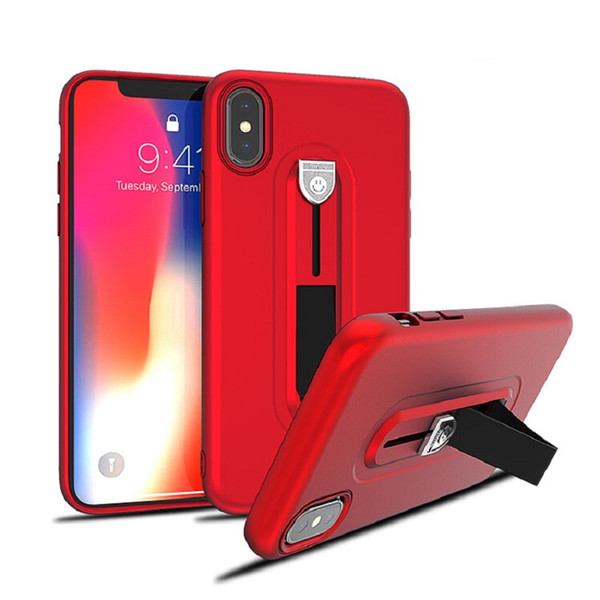 Best Price Kickstand Case Soft TPU For Iphone 9 x xs 7 8 7p 8p 6 6p 5 Case Good Quality