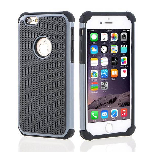 2018 последний защитный для iphone 6 s case 3 в 1 Футбол зерна мед гребень тепловыделения робот телефон case для Samsung mobile case