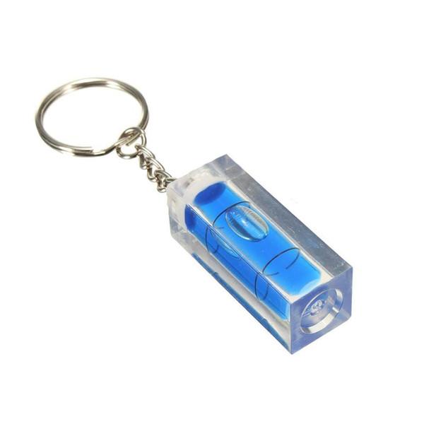 Porte-clés niveau à bulle