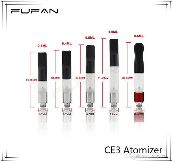 CE3 Cartridges BUD Touch vaporizer O pen CE3 atomizer e cigarette vape mods ecig Oil Cartridge tank wax Newest hot sale