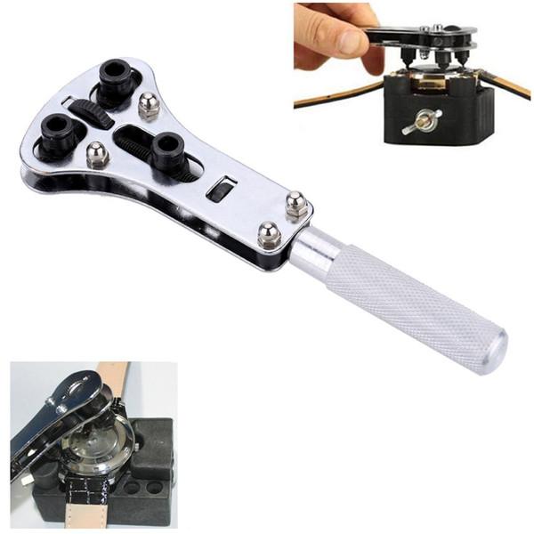 Opening Watch Ware Watch Bottom Cover Opener Wristwatch Lid Repair Tools 3 Jaw Open Tool