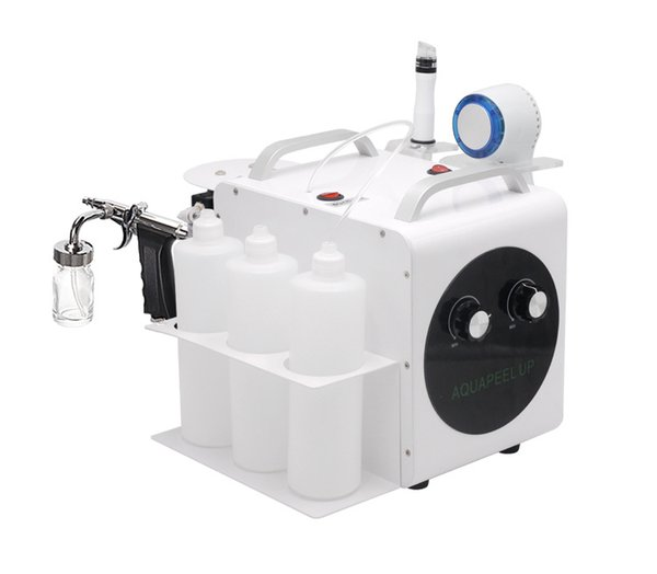 Hot sale 3 In 1 Portable Hydro Diamond Dermabrasion Water Oxygen Jet Peel Oxygen Spray Peeling Facial Rejuvenation Machine For Skin Care