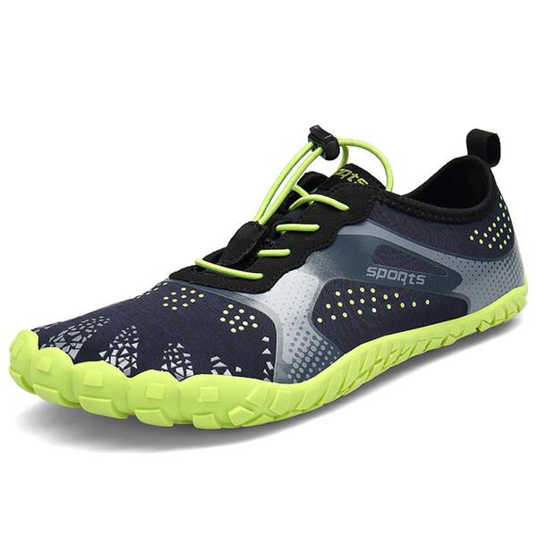 Мужская обувь для треккинга Восхождение на кроссовки для ходьбы для мужчин Пять пальцев на ногах Кроссовки Дышащий Открытый спортивный размер 36-46