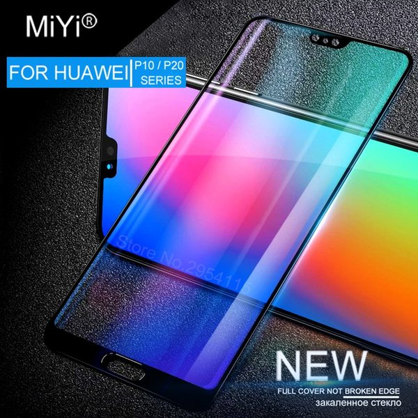 Для Huawei Р20 стекло закаленное стекло для Huawei П 20 П 10 Лайт про P20lite Р20 про P10plus новая 3Э-Экран протектор крышка пленка