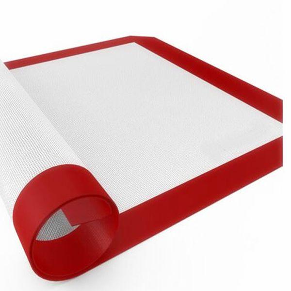 Food Grade Silicone Macaron Baking Mat countertop Protection Large Non Stick Sheet Mats 16 1/2 X 11 5/8 Inch