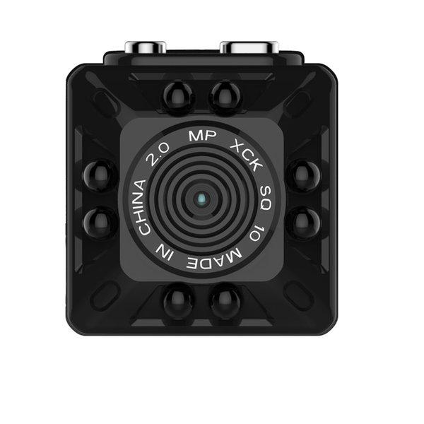 Videocámara de la cámara flexible Mini DV Grabador de vídeo HD 1080P Visión Nocturna Cámara de Deporte Digital Coche DVR Soporte TF Tarjeta DV