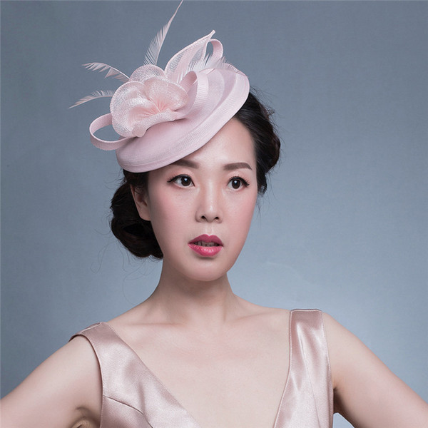 timeless design the latest run shoes 2019 Wedding Holiday Fascinator Cocktail Hat For Women Feather Floral  Hairpin Vintage Fashion Lady Party Fedora Hats From Frenky, $24.99 |  DHgate.Com