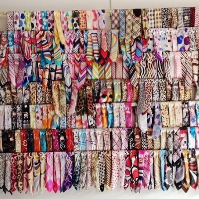 Новый дизайн 50*50 см дамы шарфы четыре сезона доступны женские профессиональные небольшие квадраты шелковый шарф оголовье платок 360 стили