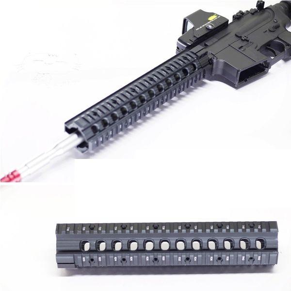 Wbb Blaster Toy Gun Accessories Metal Fishbone Jinming 9 Gel Ball Gun Modified Accessories Bd556 Black Cattle TTM Inline