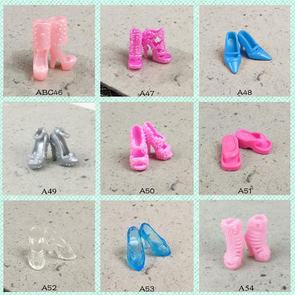 Düz Vücut Bebek Genel Ayakkabı Aksesuarları Orta Ve Kısa Çizmeler Pişirme Için Yüksek Topuklu Ayakkabı Kek Ayakkabı Aksesuarı