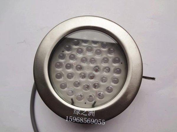 LED сплошной цвет воды особенности огни фонтан лампа водонепроницаемый подводный светильник фара LED подводный фонарь