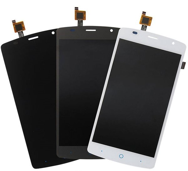 BINYEAE LCD Display + Touch Screen Digitizer para ZTE Blade L5 L5 Plus Cable Tools Free Adhesive