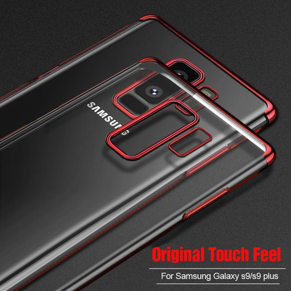 Hot For IPhone 11 pro xs max x xr 7 8 Samsung Galaxy s8 S9 s10 Plus note 8 9 10 case Clear tpu soft Phone case samsung A5 A6 A7 A8 cover